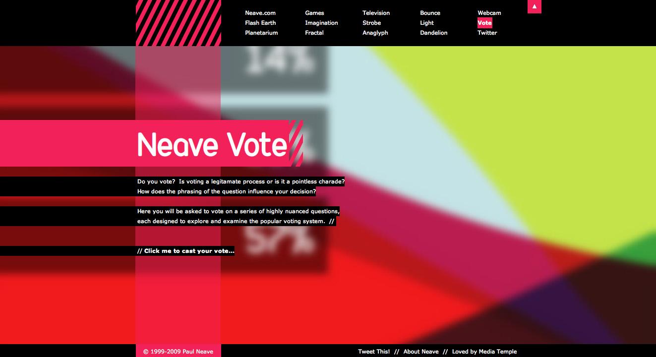 Neave Vote