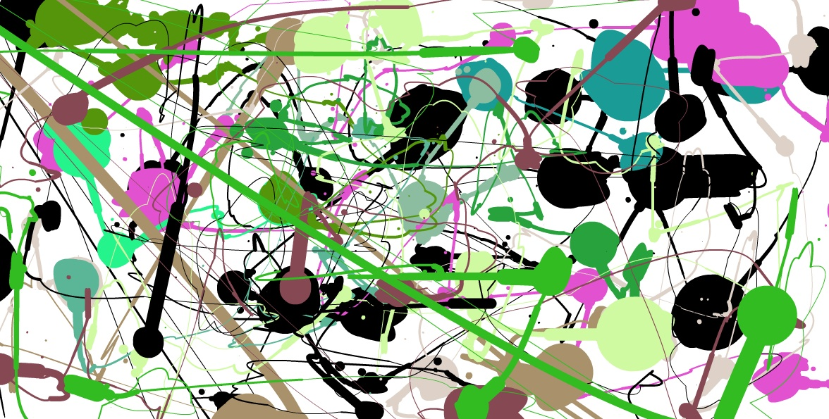Jackson Pollocks