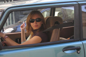 autonomous vehicle smoking